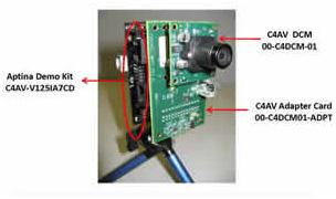X4AV Adapter Board 1